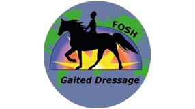FOSH Gaited Dressage