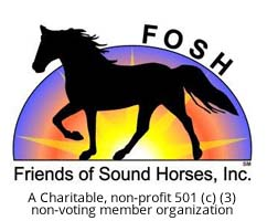 FOSH Friends of Sound Horses, Inc.